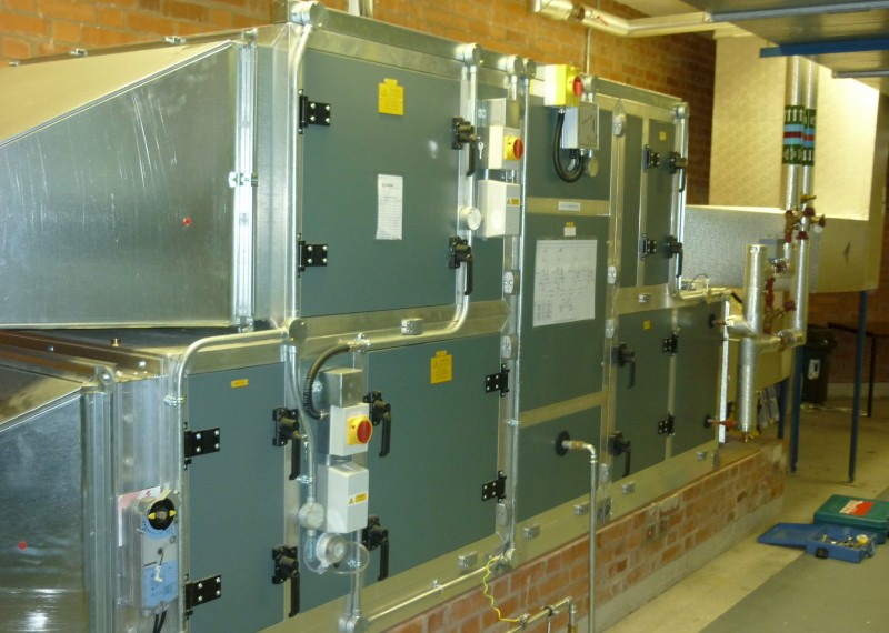 Her Majestys Court Service – Coventry Court AHU Refurbishments