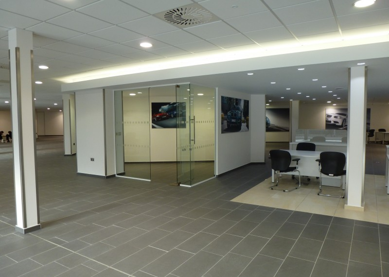 Mercedes Of Warwick >> Sytner BMW - Used Car Showroom - McDowall Air Conditioning
