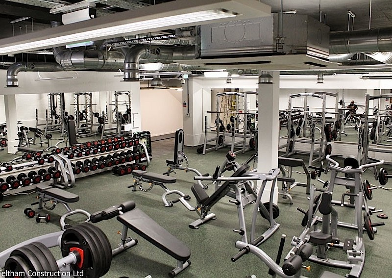 House Of Fisher Gym Amp Apartments 100 Kings Road Mcdowall
