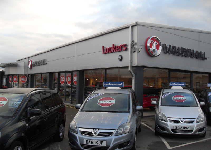 Lookers Vauxhall Ellesmere Port Mcdowall Air Conditioning