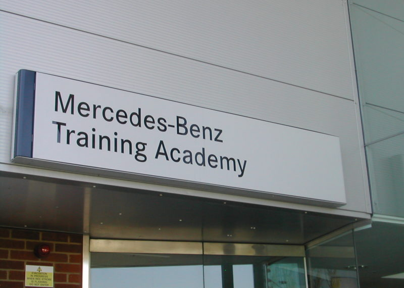 Mercedes Benz Delaware Drive Head Office Mcdowall Air
